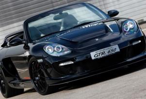 Gemballa expands Avalanche GTR family with 650hp Porsche 911 Turbo Cabrio