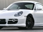 Gemballa does the Porsche Cayman S