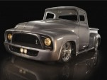 Gene Simmons' 'Snakebit' 1956 Ford F100