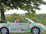 Volkswagen Beetle Runs On Fuel Generated From Human Waste