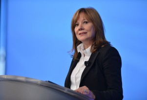 "GM's Barra backpedals from ""mandated"" electric car statement"