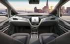 GM's latest self-driving car has no steering wheel or pedals