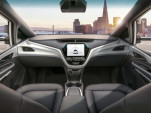 General Motors' Cruise AV self-driving car has no steering wheel or pedals