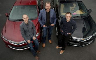 GM & Lyft Announce $500 Million Partnership To Build Autonomous Car Network & More