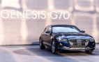 Genesis G70 revealed, on sale early 2018