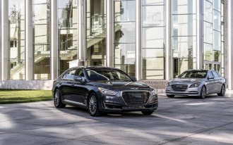 2017 Lincoln Continental vs. 2017 Genesis G90: Compare Cars