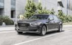 2017 Genesis G90 first drive review: A luxurious beginning