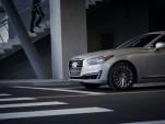 Genesis links new luxury sedans to Amazon's Alexa