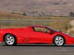 George Foreman's 1997 Lamborghini Diablo VT Roadster - Image via Mecum Auctions