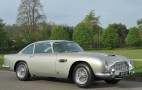 George Harrison's Aston Martin DB5 Sells For Over $500,000