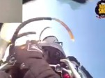 George Poteet crashes at more than 370 mph and walks away