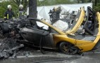Horrific Lamborghini Gallardo Crash Kills Two