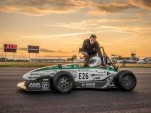 German Student World Record Electric Car
