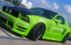 LPG-powered Mustang GT cranks out 300hp