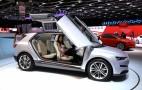 ItalDesign Clipper Concept Is A Minivan From The Future: 2014 Geneva Motor Show