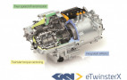 GKN Drivelines introduces off-the-shelf torque-vectoring eAxle