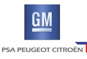 GM and PSA Peugeot Citroen alliance