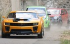 Video: GM shows off Autobot lineup from Transformers 2