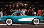 GM CEO Dan Akerson's 1958 Corvette Sells For $270k: Video