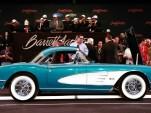 GM CEO Dan Akerson's 1958 Chevrolet Corvette at auction