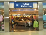 GM Collection store, Detroit Metro Airport