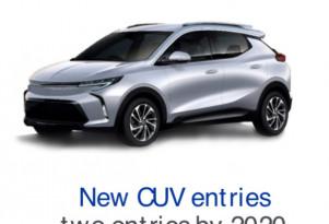 GM Electric Car Presentation