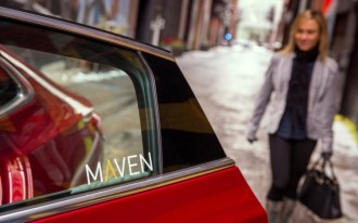 GM's Maven follows Cadillac's lead and offers monthly rentals