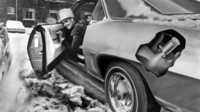 GM liquid tire chains for 1969