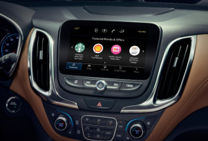 GM Marketplace to allow drivers to shop and order food in-car