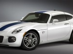 GM Performance Parts enhanced Solstice GXP SEMA show car