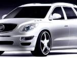 GM prepping Buick Enclave 'Urban CE0' and 50 Cent's Pontiac G8 for SEMA