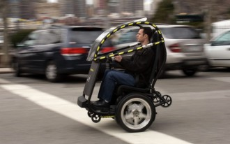 GM and Segway Look Ahead…To An Electric Rickshaw?