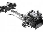 GM Zeta rear-wheel drive platform