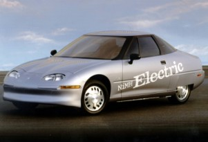 Which classic electric car (or truck) would you like to restore? Twitter poll results