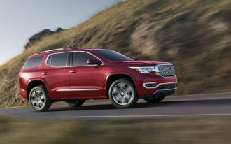 2017 Ford Explorer vs. 2017 GMC Acadia: Compare Cars