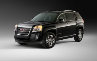 Exterior Styling Review 2010 GMC Terrain
