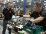 GM's 100-millionth small block being built