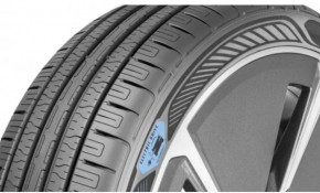 Goodyear EfficientGrip Performance prototype tire with Electric Drive Technology