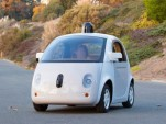 Google autonomous car prototype