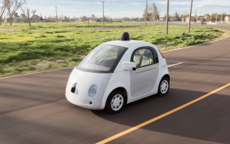 Google's Spending A Lot On Autonomous Cars, But It's Not Going To Sell Them