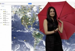 Google Maps adds weather layer from Weather.com