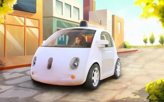 Not So Fast, Google: Autonomous Cars In California Still Need Steering Wheels, Brakes
