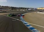 Google Street view at Mazda Raceway Laguna Seca