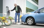Google Buys 30 Leafs, Volts, and 250 Charging Stations: Video