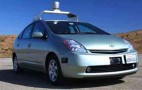 Google Awarded U.S. Patent For Driverless Car Tech