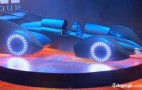 Video: F1 Designer Murray Fights Crime With New Batmobile