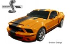 2008 Shelby GT500 Super Snake Colors Released