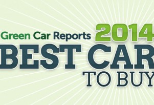 Green Car Reports' Best Car To Buy 2014: The Nominees