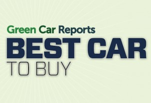 One of these 3 vehicles will be Green Car Reports' Best Car To Buy 2018
