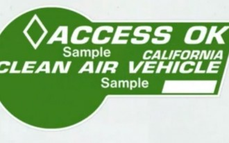 California's Plug-In Hybrid & EV Drivers Get 4 More Years (Of HOV Lane Access)